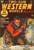 Two-Gun Western (1939-1943 Western Fiction-Stadium) Pulp 4th Series Vol. 2 #4