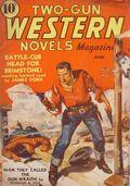 Two-Gun Western (1939-1943 Western Fiction-Stadium) Pulp 4th Series Vol. 2 #2