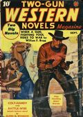 Two-Gun Western (1939-1943 Western Fiction-Stadium) Pulp 4th Series Vol. 2 #5