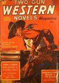 Two-Gun Western (1939-1943 Western Fiction-Stadium) Pulp 4th Series Vol. 2 #6