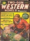 Two-Gun Western (1939-1943 Western Fiction-Stadium) Pulp 4th Series Vol. 3 #3