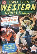 Two-Gun Western (1939-1943 Western Fiction-Stadium) Pulp 4th Series Vol. 3 #4