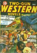 Two-Gun Western (1939-1943 Western Fiction-Stadium) Pulp 4th Series Vol. 3 #6