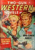 Two-Gun Western (1947-1948 Western Fiction-Stadium) Pulp 5th Series Vol. 3 #7