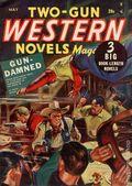 Two-Gun Western (1947-1948 Western Fiction-Stadium) Pulp 5th Series Vol. 3 #8