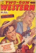 Two-Gun Western (1953-1957 Western Fiction-Stadium) Pulp 6th Series Vol. 1 #2