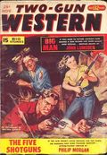 Two-Gun Western (1953-1957 Western Fiction-Stadium) Pulp 6th Series Vol. 1 #3