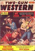 Two-Gun Western (1953-1957 Western Fiction-Stadium) Pulp 6th Series Vol. 1 #3