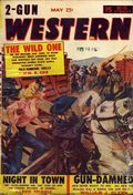 Two-Gun Western (1953-1957 Western Fiction-Stadium) Pulp 6th Series Vol. 1 #5