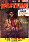 Two-Gun Western (1953-1957 Western Fiction-Stadium) Pulp 6th Series Vol. 2 #2