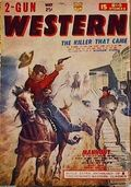 Two-Gun Western (1953-1957 Western Fiction-Stadium) Pulp 6th Series Vol. 2 #3