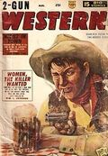 Two-Gun Western (1953-1957 Western Fiction-Stadium) Pulp 6th Series Vol. 2 #4