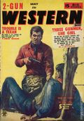 Two-Gun Western (1953-1957 Western Fiction-Stadium) Pulp 6th Series Vol. 3 #1