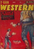 Two-Gun Western (1953-1957 Western Fiction-Stadium) Pulp 6th Series Vol. 3 #3