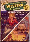 Two Western Romances (1950 Fiction House) Pulp Vol. 1 #2