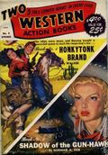 2 Western-Action Books (1951-1954 Fiction House) Pulp Vol. 1 #4