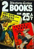 2 Western-Action Books (1951-1954 Fiction House) Pulp Vol. 1 #5