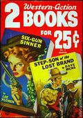 2 Western-Action Books (1951-1954 Fiction House) Pulp Vol. 1 #6