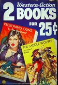 2 Western-Action Books (1951-1954 Fiction House) Pulp Vol. 1 #8