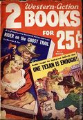 2 Western-Action Books (1951-1954 Fiction House) Pulp Vol. 1 #9
