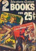 2 Western-Action Books (1951-1954 Fiction House) Pulp Vol. 1 #10