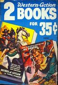 2 Western-Action Books (1951-1954 Fiction House) Vol. 2 #1