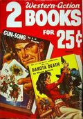 2 Western-Action Books (1951-1954 Fiction House) Pulp Vol. 2 #2