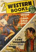 Two Western Books (1948-1954 Fiction House) Pulp Vol. 1 #1