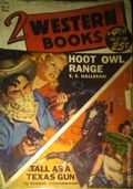Two Western Books (1948-1954 Fiction House) Pulp Vol. 1 #8