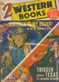 Two Western Books (1948-1954 Fiction House) Pulp Vol. 1 #9