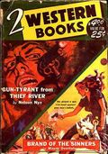 Two Western Books (1948-1954 Fiction House) Pulp Vol. 1 #12