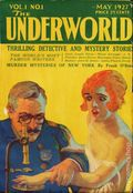 Underworld (1927-1935 Hersey-Carwood) Pulp May 1927