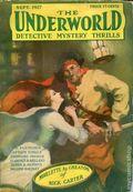 Underworld (1927-1935 Hersey-Carwood) Pulp Vol. 1 #5