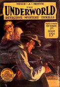 Underworld (1927-1935 Hersey-Carwood) Pulp Oct 5 1927
