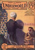 Underworld (1927-1935 Hersey-Carwood) Pulp Nov 5 1927