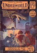 Underworld (1927-1935 Hersey-Carwood) Pulp Vol. 2 #4