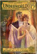 Underworld (1927-1935 Hersey-Carwood) Pulp Dec 20 1927