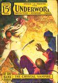 Underworld (1927-1935 Hersey-Carwood) Pulp Vol. 3 #1