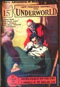 Underworld (1927-1935 Hersey-Carwood) Pulp Feb 1928