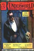 Underworld (1927-1935 Hersey-Carwood) Pulp Jun 1928