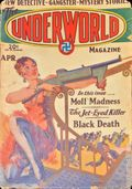 Underworld (1927-1935 Hersey-Carwood) Pulp Apr 1929