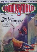 Underworld (1927-1935 Hersey-Carwood) Pulp May 1929