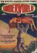 Underworld (1927-1935 Hersey-Carwood) Pulp Vol. 6 #1