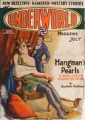Underworld (1927-1935 Hersey-Carwood) Pulp Jul 1929