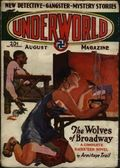 Underworld (1927-1935 Hersey-Carwood) Pulp Aug 1929