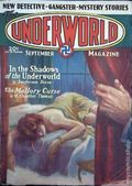 Underworld (1927-1935 Hersey-Carwood) Pulp Sep 1929