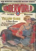 Underworld (1927-1935 Hersey-Carwood) Pulp Oct 1929