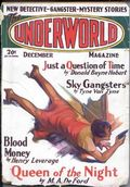 Underworld (1927-1935 Hersey-Carwood) Pulp Dec 1929