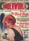Underworld (1927-1935 Hersey-Carwood) Pulp Jan 1930