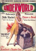 Underworld (1927-1935 Hersey-Carwood) Pulp Feb 1930